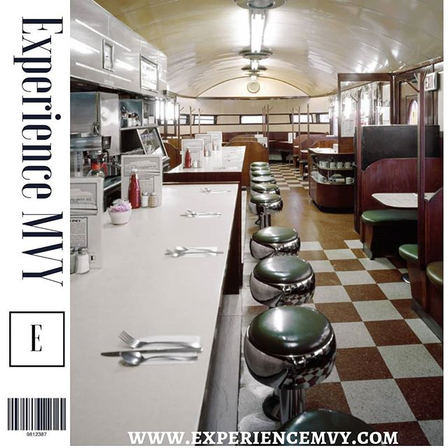 How would a Now and Then Diner work? 🍝🥗 Author Mixhael Wexler @wexstasy has some ideas in his Just Thinking column! And damn it, he has us thinking! 🤔  Go check it out and tell us what YOU think! Could we open one up on #marthasvineyard?  Magazine link in profile!