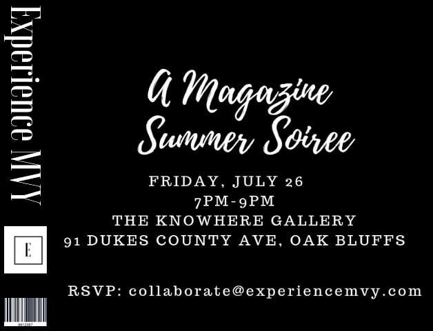 Please join us for our launch party tonight at the beautiful Knowhere Art Gallery in #oakbluffs with a special performance by @islandhiphopmv  and @islandspraymv working up art magic on the patio. We've got @dj_dern_campbell at the DJ table and light refreshments too!  No need to RSVP, just come on by and celebrate!  #marthasvineyard #digitalmagazine #EMVY