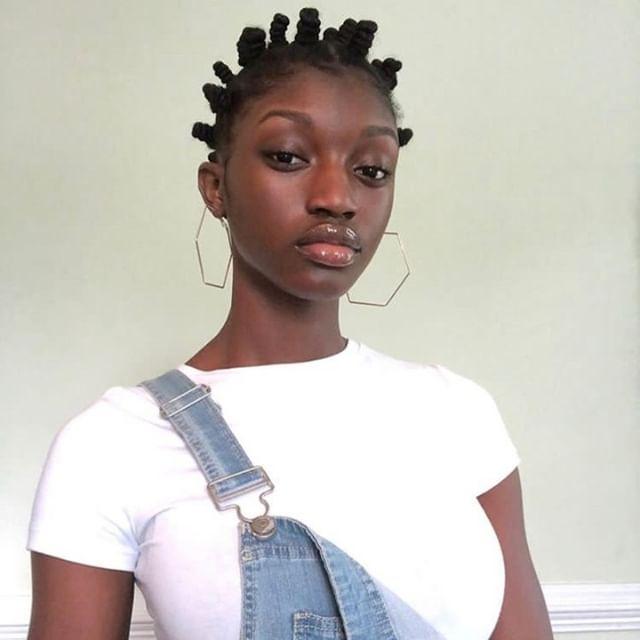 Bantu Knots Inspo 😍 @shadaenotadu ⠀⠀⠀⠀⠀⠀⠀⠀⠀ ・⠀⠀⠀⠀⠀⠀⠀⠀⠀ ・⠀⠀⠀⠀⠀⠀⠀⠀⠀ ・⠀⠀⠀⠀⠀⠀⠀⠀⠀ #CURL2019 #CURL #bantu #bantuknots #knots #protectivestyle #hairart #melaninmagic #blackmen #inspo #hairinspo #naturalhair #follow #blacklove #urban #springtime#sunshine #model #igmodel #photography #africa #problack #brownskin #melaningoals #lookoftheday #instagood #hairstyle #fashion #streetstlye #berlin