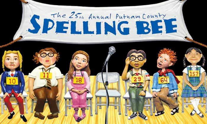 Spelling Bee: Concert Series - Logainne Schwartzandgrubenierre 11th Hour Theatre Co. August 2018