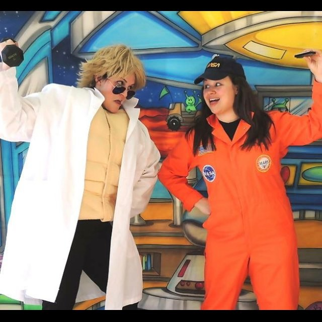 """""""Space Station Conservation"""" at The National Theatre for Children"""