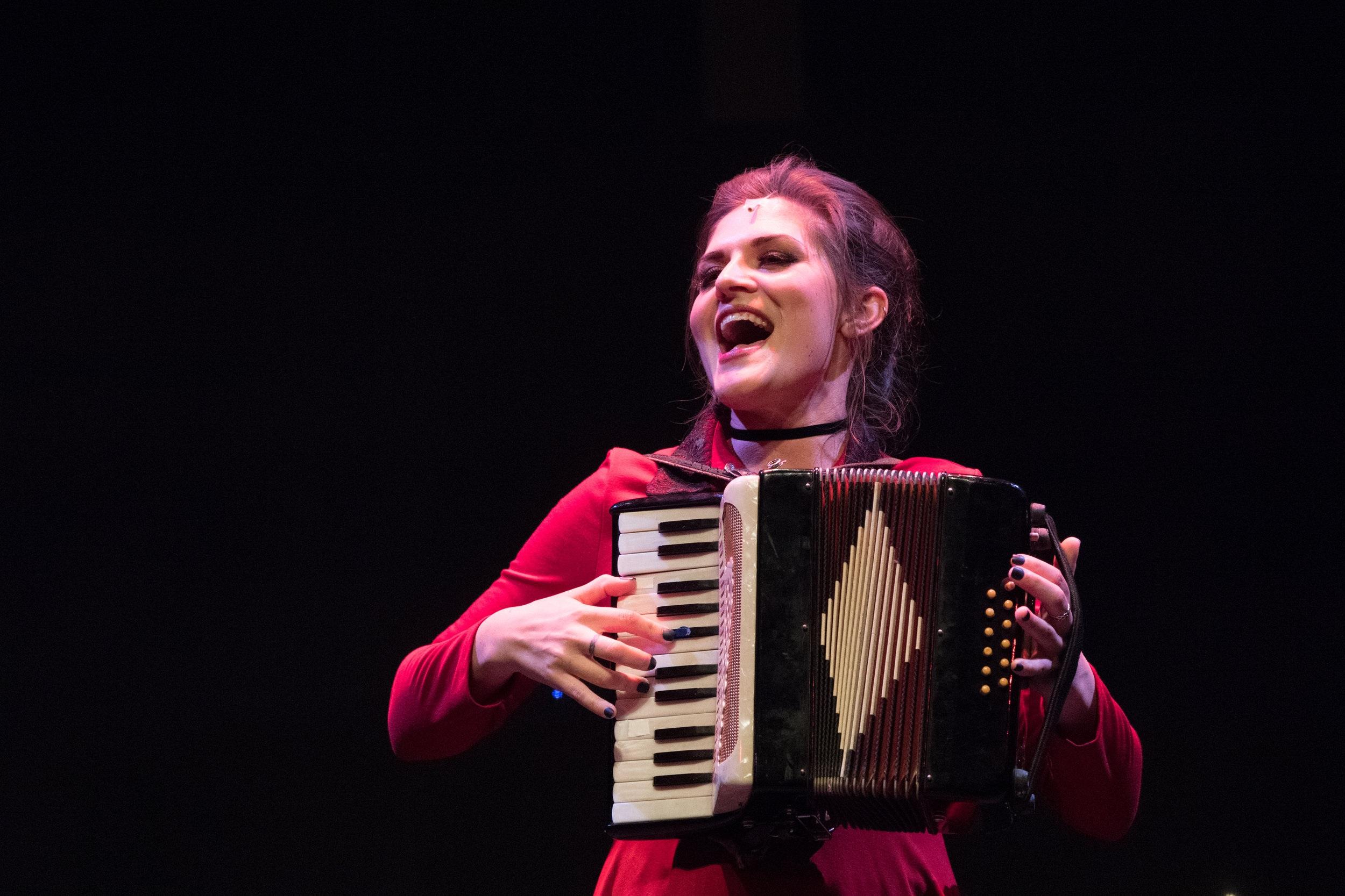 Fraulein Kost in Cabaret