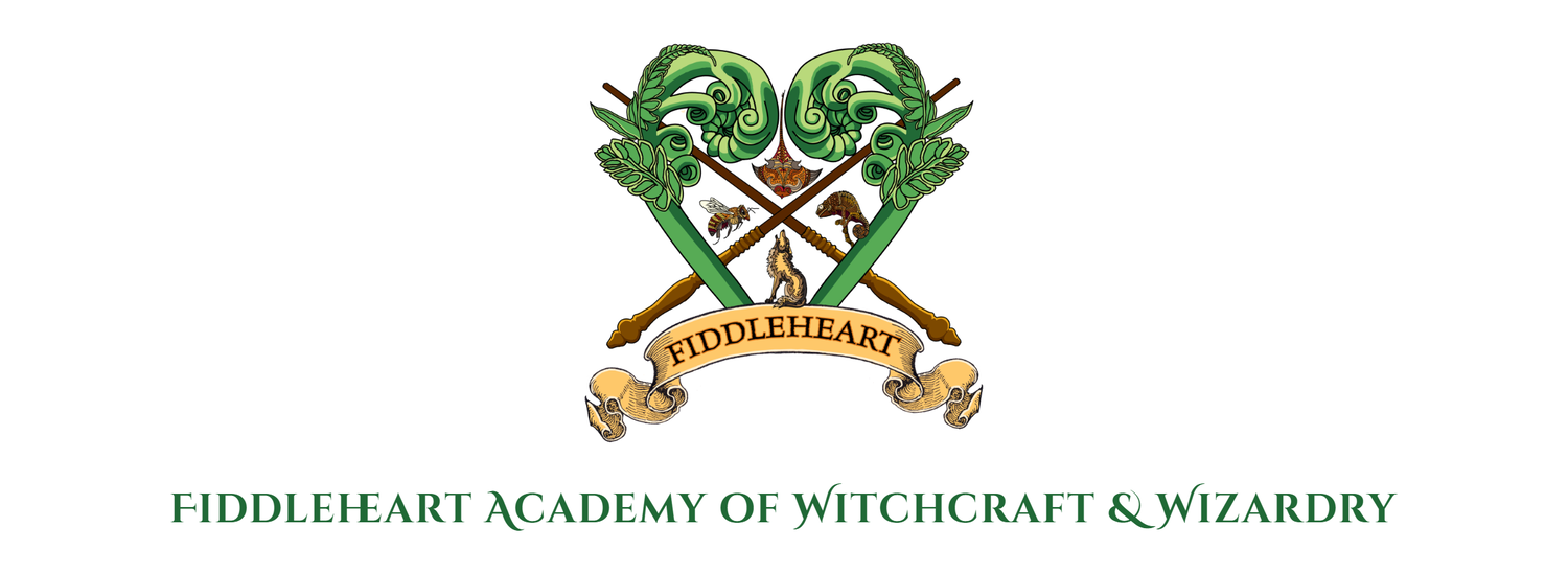 Teacher/ Storyteller - Fiddleheart Academy of Witchcraft and Wizardry