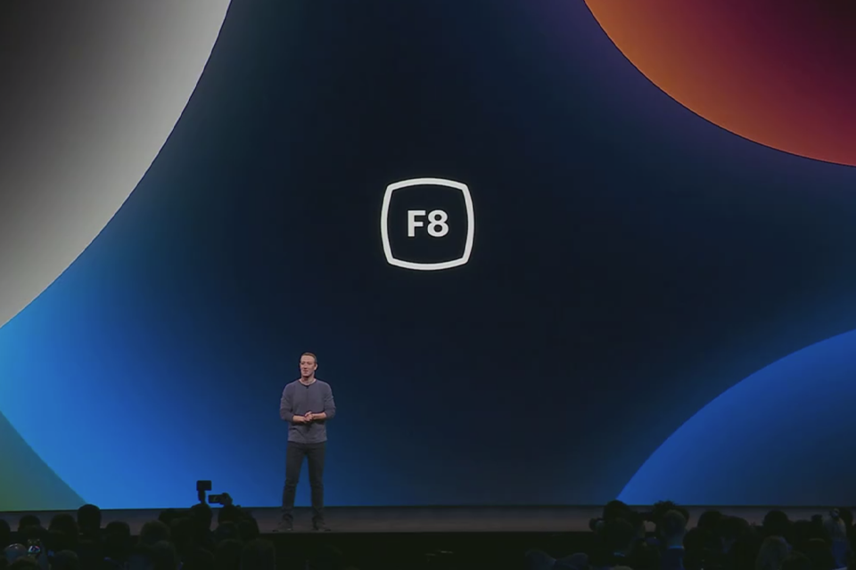 At This Year's Facebook F8, the Future Gets Remade