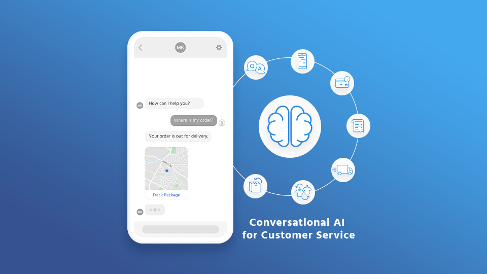 Five reasons why brands need conversational AI