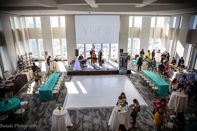 Check out the newest VUE in Philadelphia, now booking events for 2019 🥂