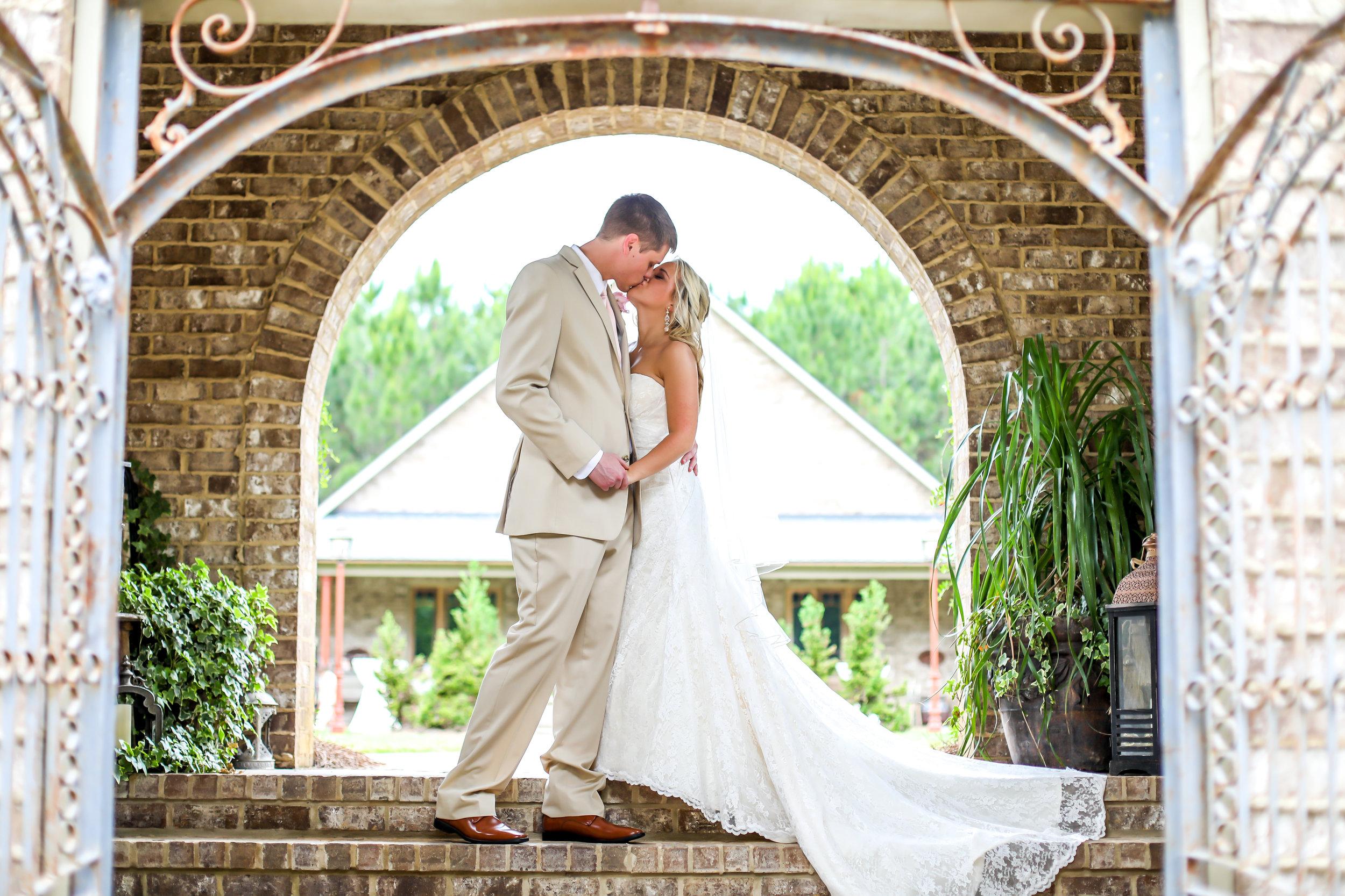 Leborah-Clayton Wedding