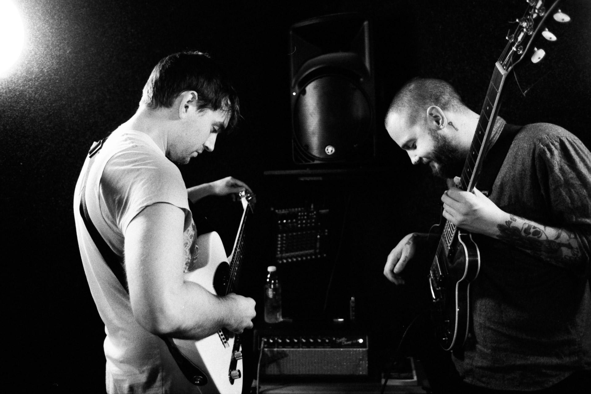Band Practise. September 2018.