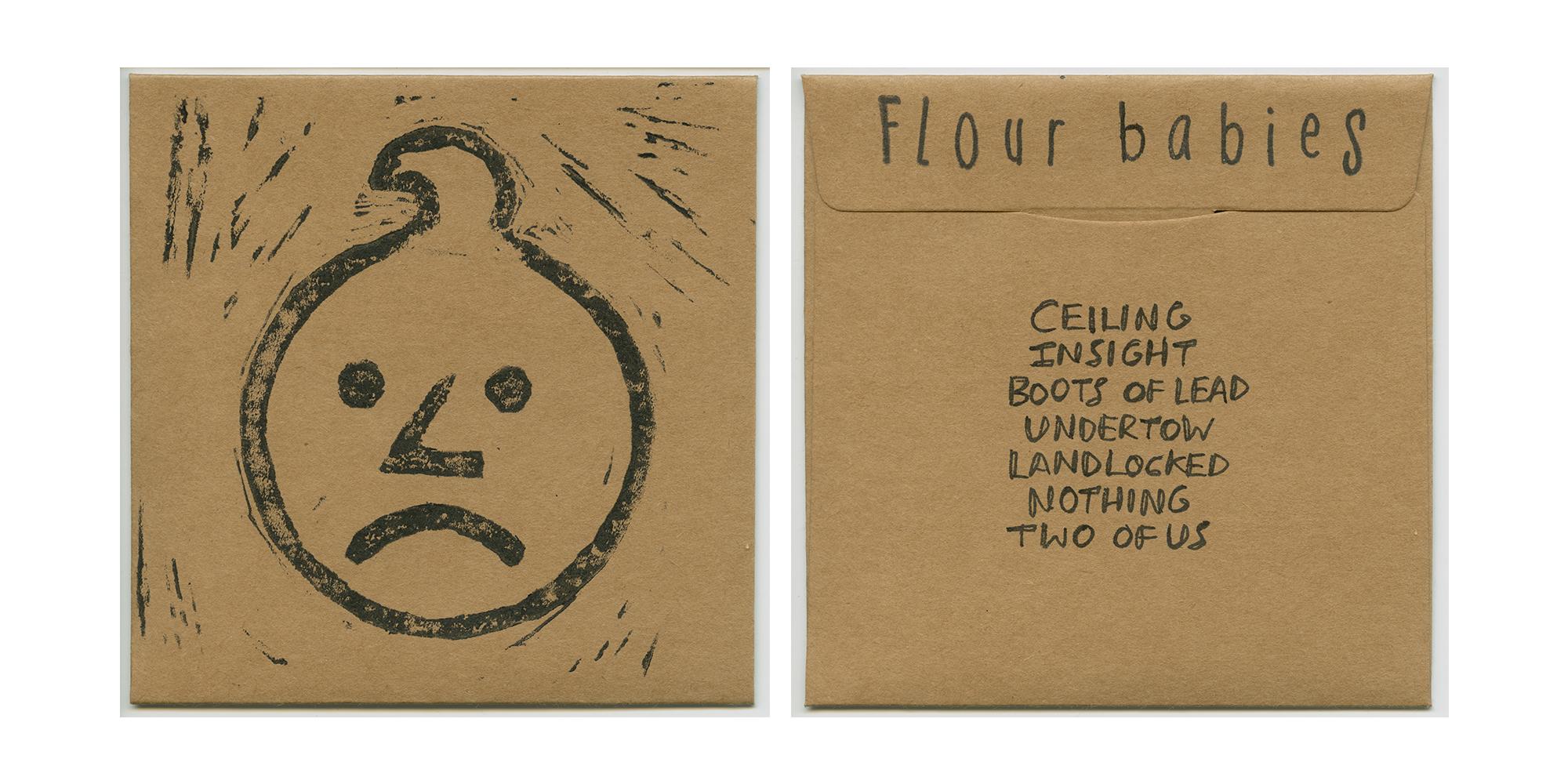 Flour Babies album cover scan.