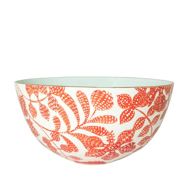 Bali Toile Mondo Bowl