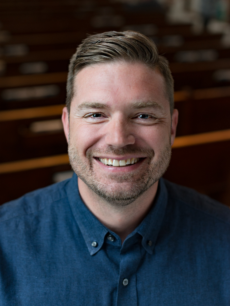 Jon Smith Redeemer Church Arlington