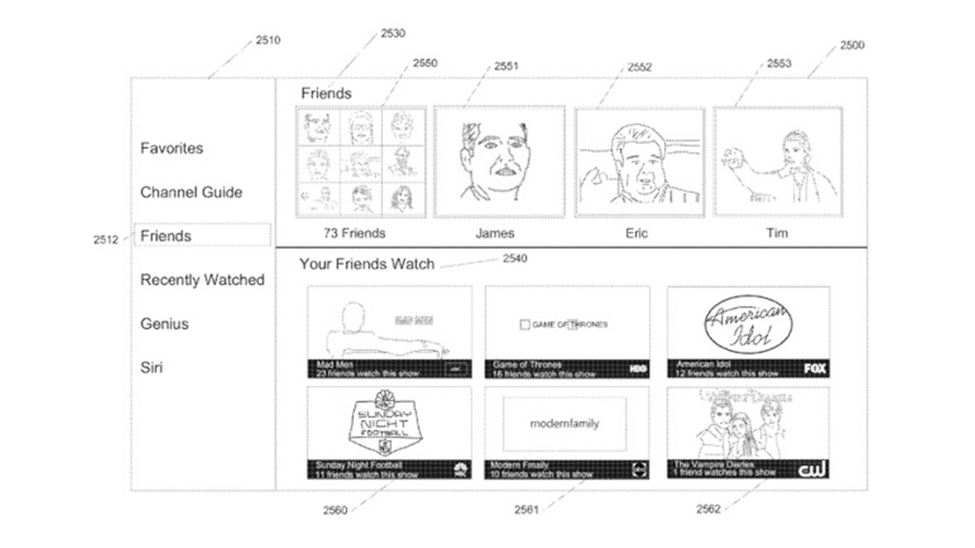 NEW APPLE PATENT SHOWS OFF THEIR POSSIBLE STREAMING INTERFACE