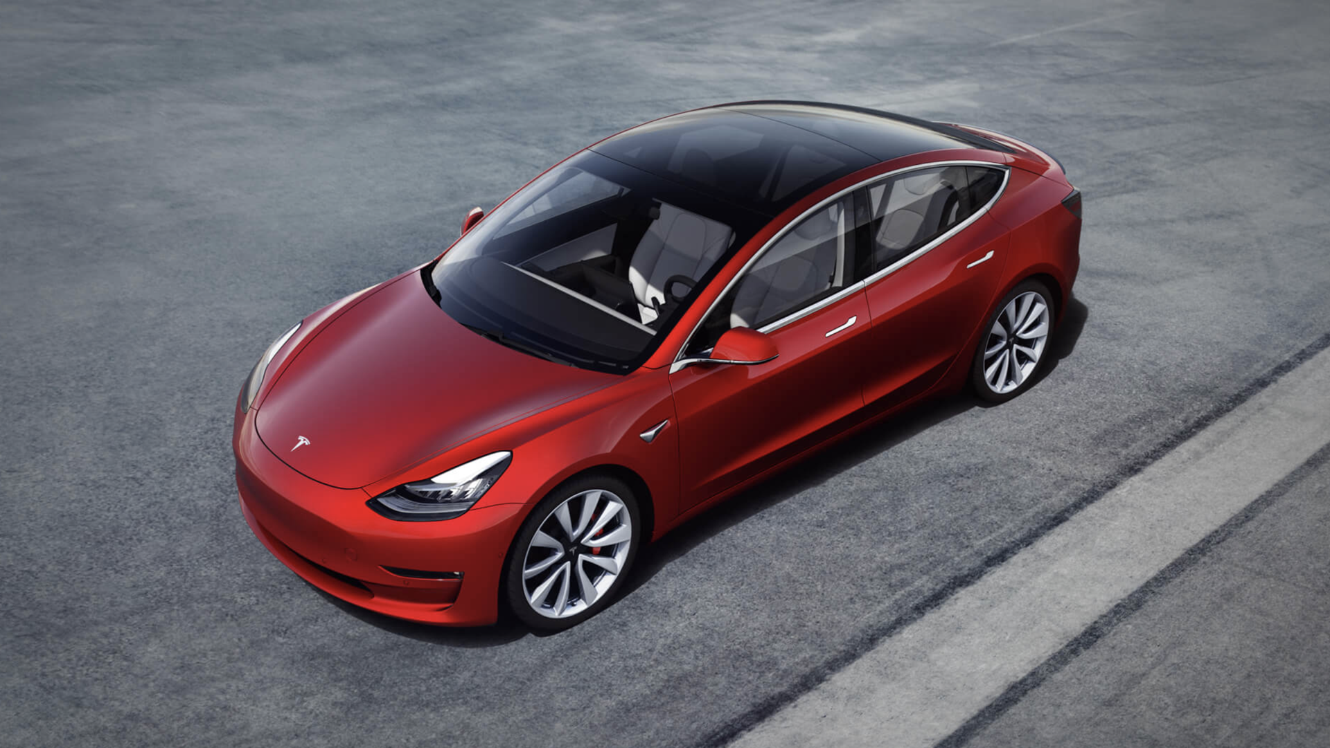 THE $35,000 MODEL 3 IS HERE