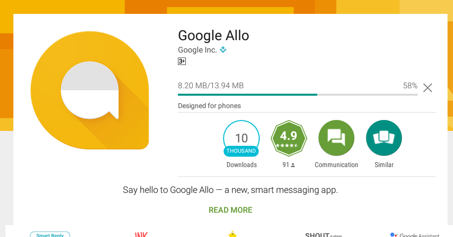 Google-Allo-on-PC-with-Remix-OS-Player-1.png