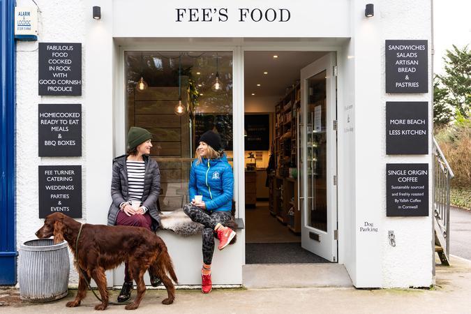 Fee's Food - Rock, Cornwall