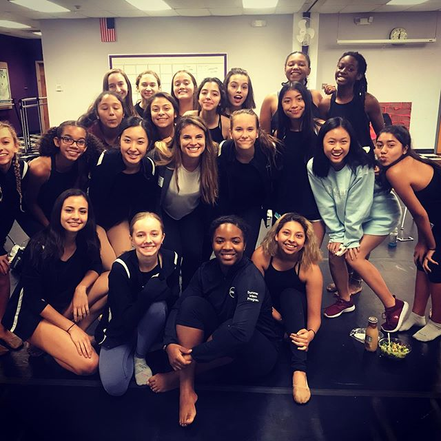 """I had SO much fun talking to this incredible group of young women this week at LASA High school! * We talked about all the things. How a to choose a """"career"""", going to college, pressure from parents, not feeling enough, being challenged by setting emotional boundaries, how to find your purpose, and what their Genius profile types are, and it was AWESOME!! * I see a lot of sh*t being talked about young people and millennials today on social outlets, and I think it's all BS. My experience of young people is that they are bright minds, filled with energy and hope, believing in possibility, wanting to have an impact and really grappling with what to do with their lives, the same way we all do as adults. * This is the next conversation I am going to change. We HAVE to begin empowering young people to be who they are, we have seen the impact of doing the opposite. Depression, anxiety, suicide... and it's not getting better, and neither are our schools. This old way of being is dead. * Just like these young women who want their lives to have meaning, human beings are wired to want to serve, contribute and feel fulfilled. If we all come together and shift our perspectives on """"how the world works"""", we WILL change it. How the world exists today is just an outward manifestation of a belief system, so, let's CHANGE our beliefs and watch the system transform right along with us!! * Thank you 1000% to @pcemoments for creating this moment for me to show up and get to shine light in the lives of young people, our future. * If you'd like to join me in """"Changing the Conversation"""" head to the link in my bio to get notified of our upcoming event Oct.10th to discuss these very topics on #worldmentalhealthday * Honor your inner voice. That is your higher intelligence calling you to come back home to yourself, and the world needs you to listen, for you, and for those whose lives you touch. * Have a beautiful Sunday beautiful humans. 😘 Sending much love. ❤️ * * * * * #empoweryouth #changin"""