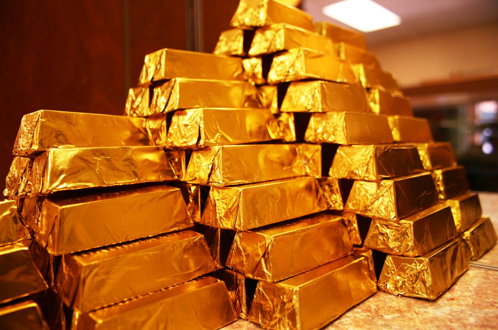 Dahlonega Gold Bars