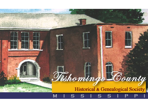Tishomingo County Historical and Genealogical Society