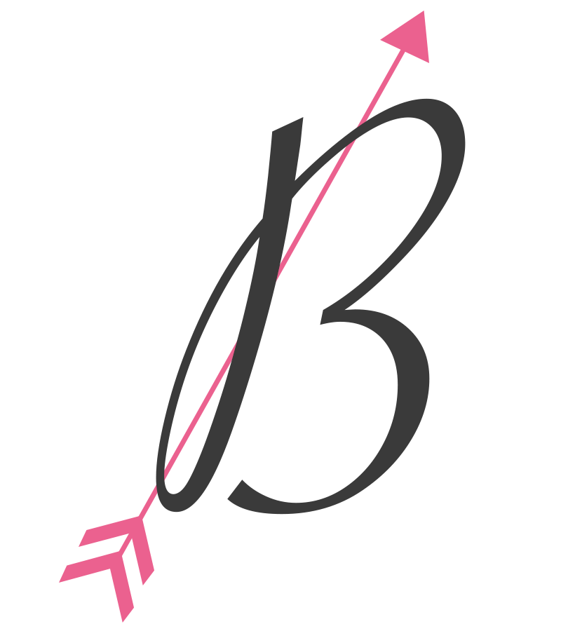 Blondepreneur's pink submark logo