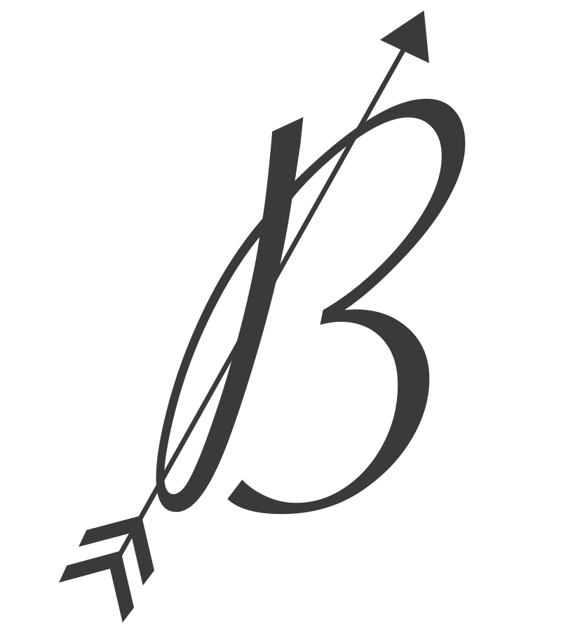 Blondepreneur submark logo