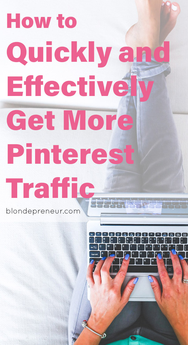 Pinterest Tips for Bloggers: 16 tips for a Pinterest strategy to explode your Pinterest traffic quickly and effectively. Get the boost you need with these Pinterest marketing tips for bloggers and entrepreneurs