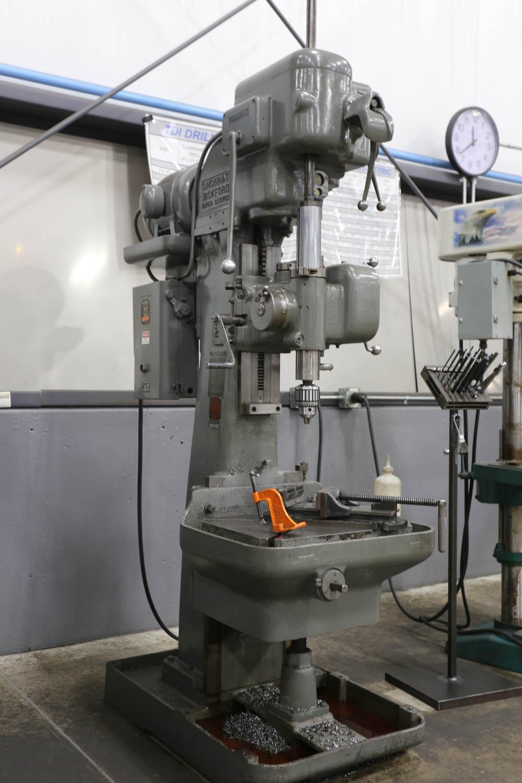 """Cincinnati Bickford 21"""" drill press"""
