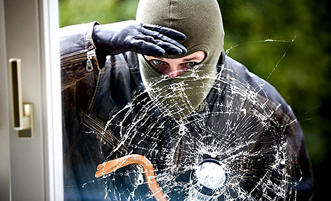 INCREASE PROTECTION AGAINST INTRUDERS - Security Window Film makes it difficult for intruders to unlawfully enter your premises. With the film adhered to the frame, it becomes impossible for an intruder to push the glass in to gain access.