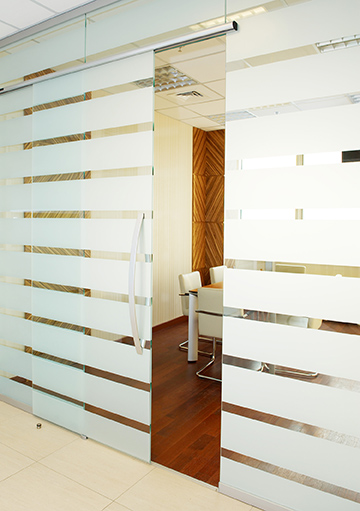 White-Out Decorative PRIVACY Film - Keep it light and classy with opaque decorative window film also known as whiteout decorative privacy window film. Our opaque window films are the solution for when you need to separate areas without closing them off from natural light. Privacy window film is more than a decorative addition to your home or office. When patterns and style are implemented, your glass walls become functional eye appealing dividers.