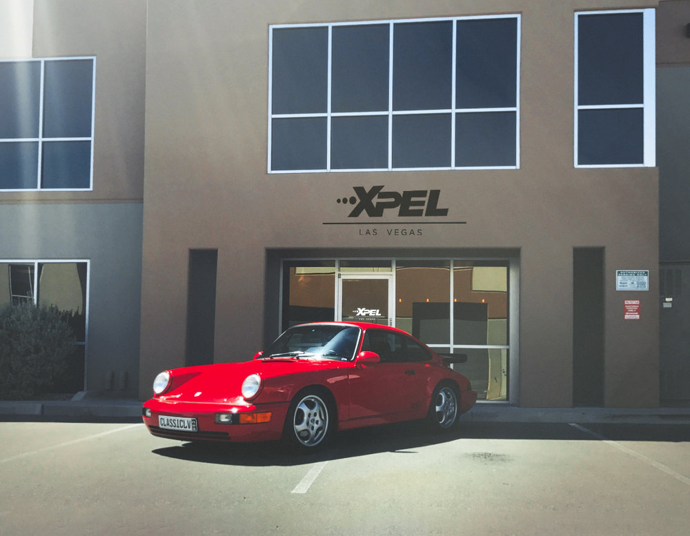 XPEL LAS VEGAS - 4445 West Sunset Ave.Las Vegas, NV 89118Office: 702-940-9831Fax: 702-940-9880