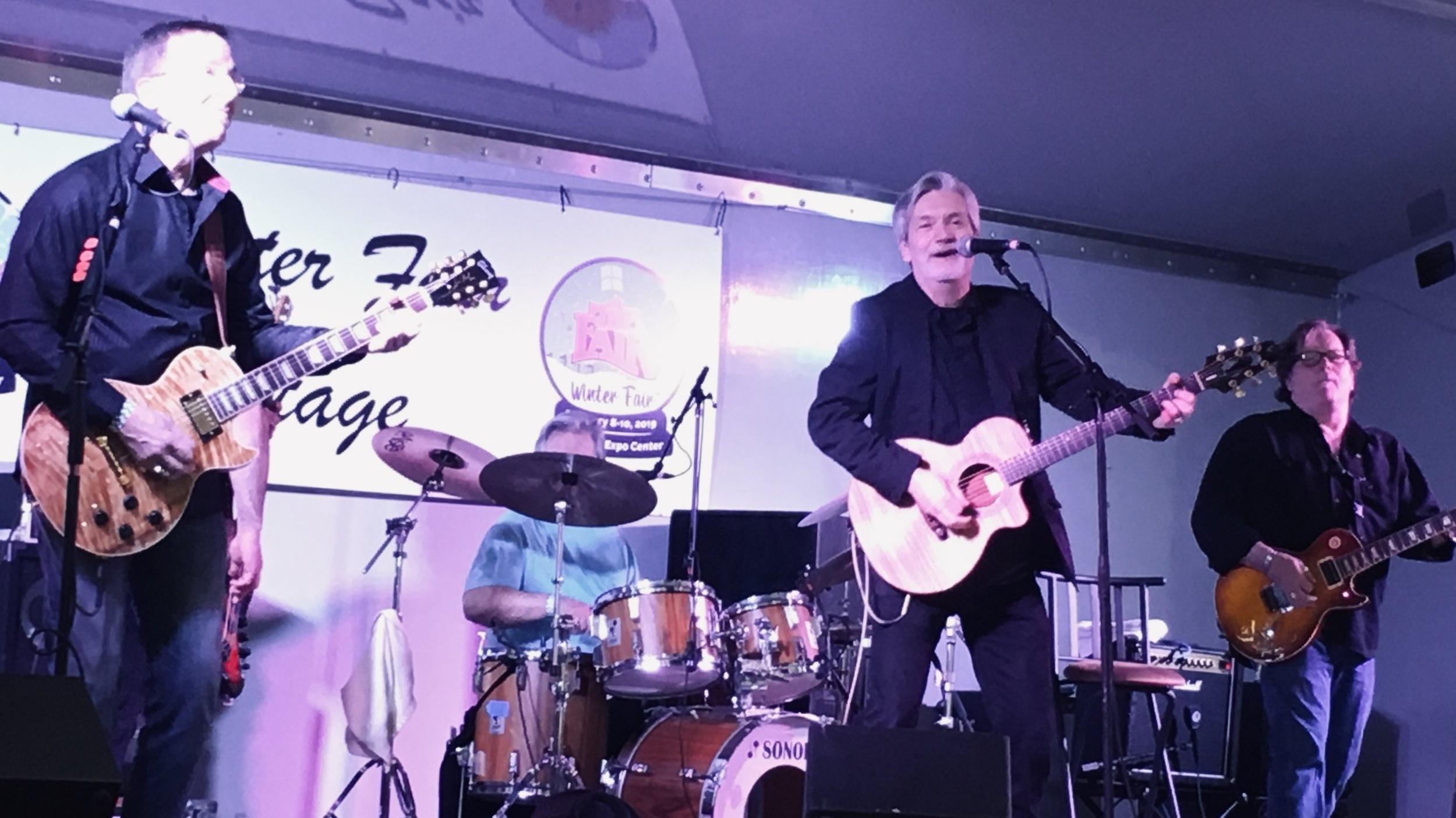 The+Todd+Hobin+Band+At+Winter+Fair
