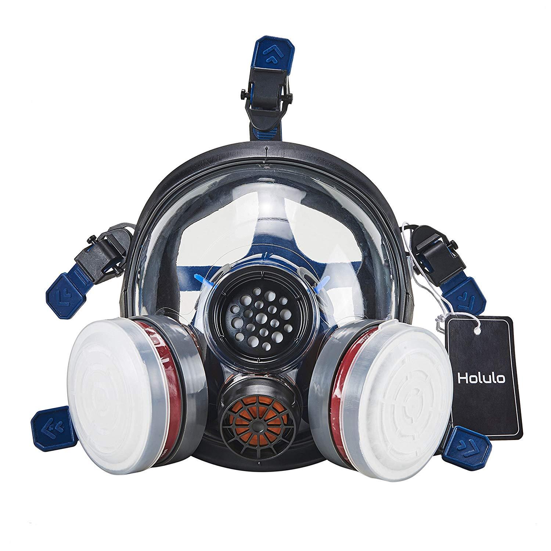 vapor mask for oxalic acid -