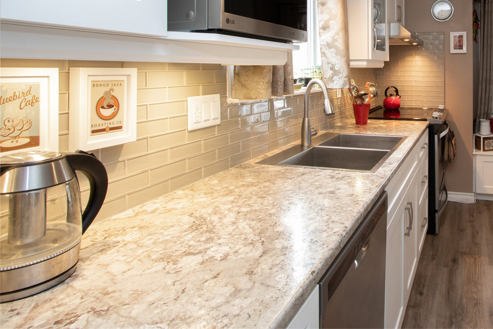 Laminate Countertops Making A Comeback