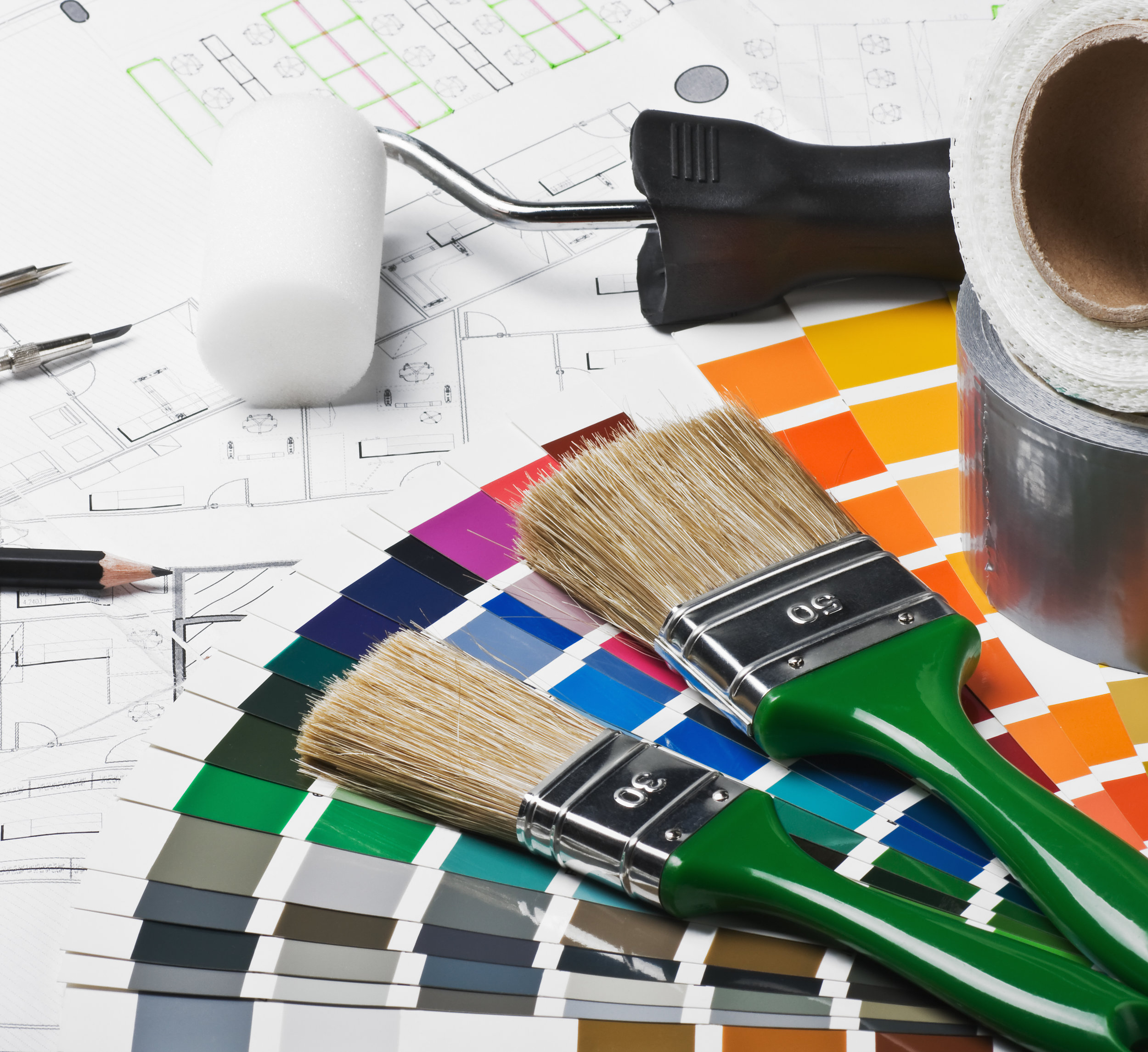 Several projects listed below can be DIY projects. However, some of the suggestions (eg: Crown Molding) are often best left to the pros. Consider your skill level and know your limitations when doing projects. A poorly done project can decrease your home's value and leave you regretting doing the project.