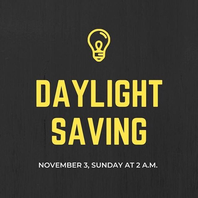 """Don't forget daylight saving is this Sunday, Nov. 3! We hope you enjoy the extra hour away from this winter chill.  Legislation addressing daylight saving will likely be discussed during the upcoming 2020 session. A resolution, sponsored by Sen. Wayne Harper and Rep. Marsha Judkins, passed in the 2019 session, urging U.S. Congress to pass the Daylight Act.  In March 2019, Congressman Rob Bishop introduced the Daylight Act in the U.S. House of Representatives, which would """"allow States to elect to observe daylight saving time for the duration of the year."""" #DaylightSaving #utpol"""