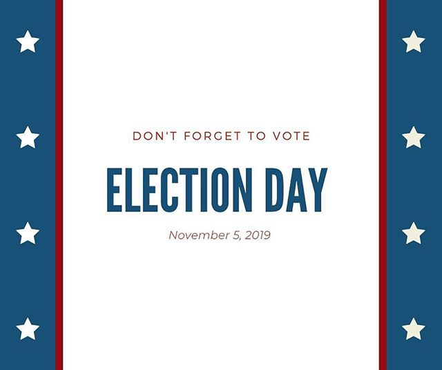 It's municipal general election day!  Find information about where to vote, candidates, issues and more at vote.utah.gov.