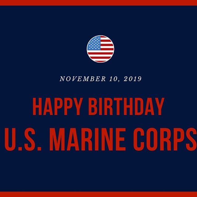 Founded in 1775, the Marine Corps is celebrating 244 years of service! To all that have served and are currently serving, we thank you for your service and sacrifices.  #utpol