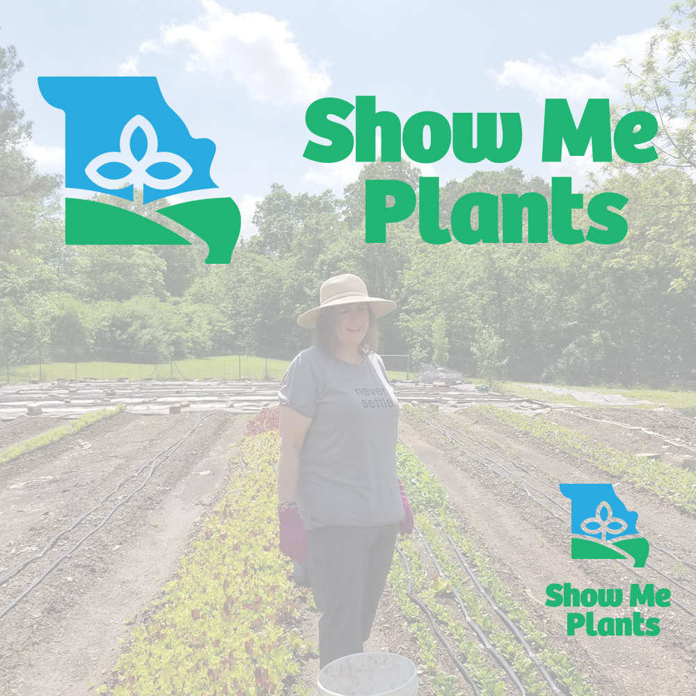 Logo System for Show Me Plants - St. Clair, MO