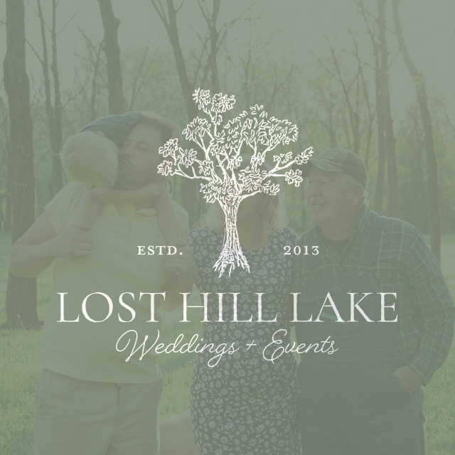 Lost Hill Lake Weddings and Events