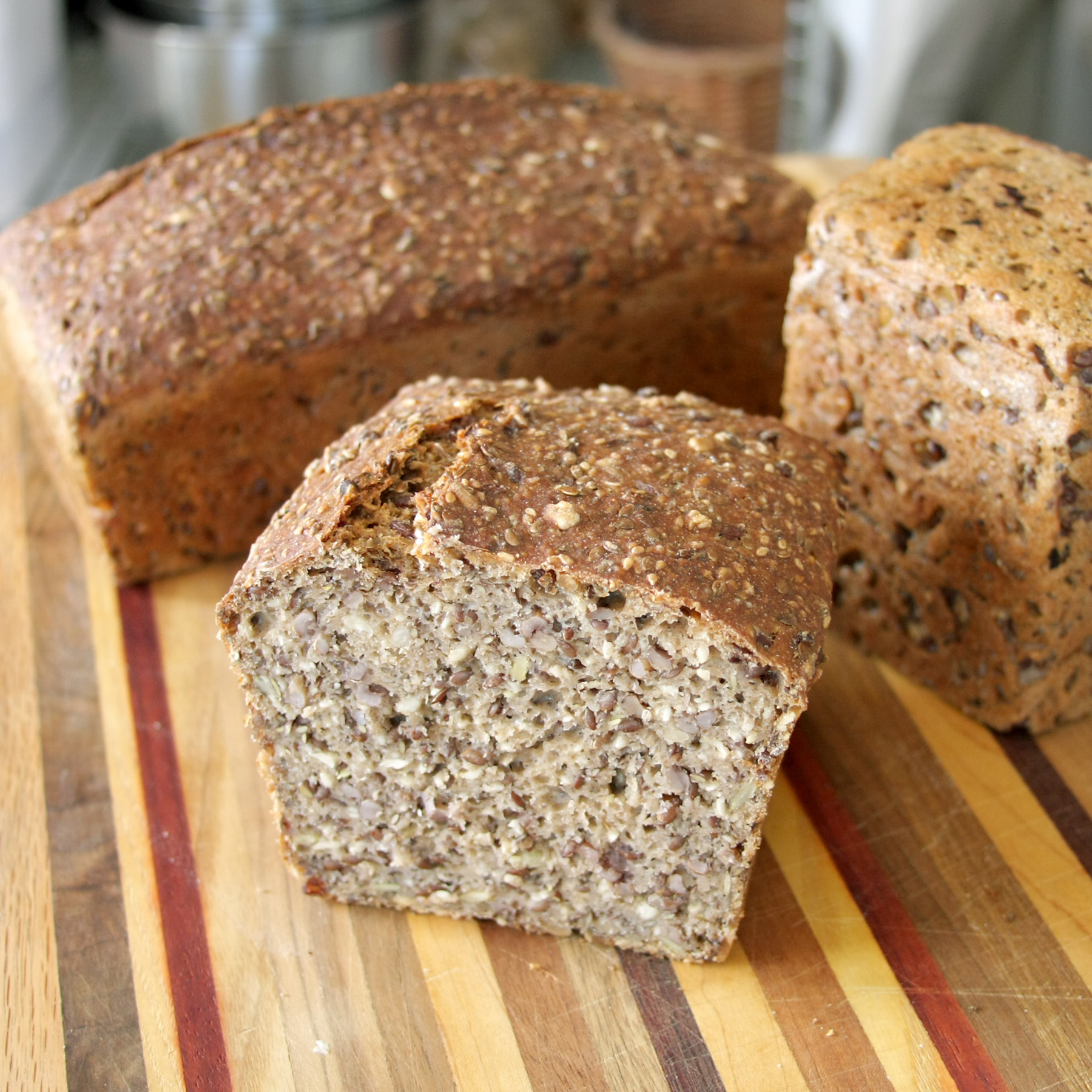 Danish Barley Bread