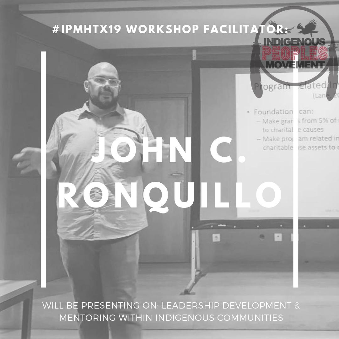 John C. Ronquillo Ph. D.  Xicano   http://www.johncronquillo.org/