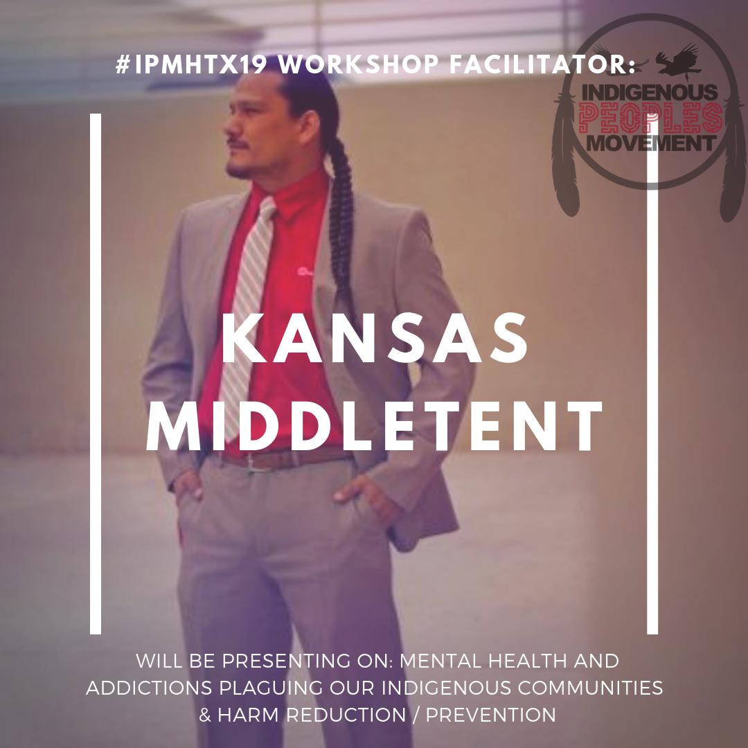Kansas Middletent  Lakota Sioux   https://www.nativehope.org/