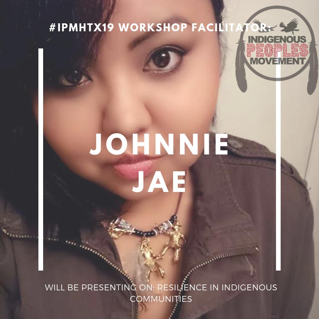 Johnnie Jae  Otoe-Missouria & Choctaw   http://johnniejae.com/