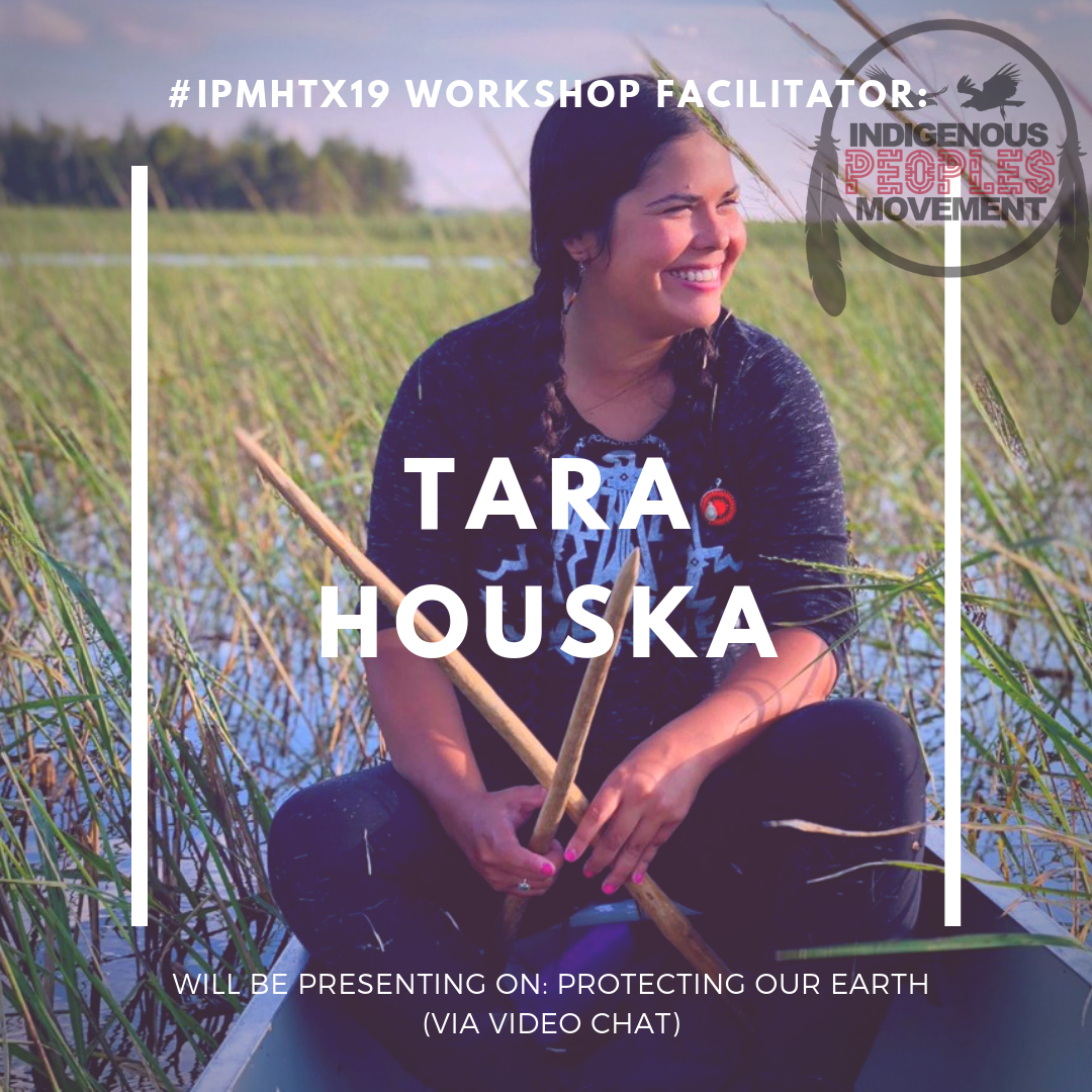 Tara Houska   honortheearth.org