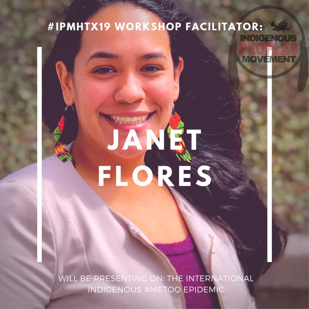 Janet Flores  Guachichil Chichimeca   janet-flores.com
