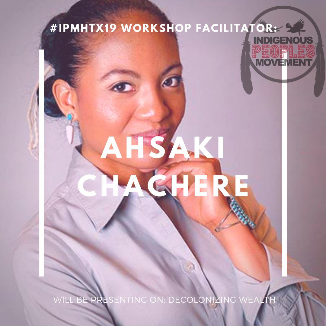 Ahsaki Chachere  Dine   https://www.ahshibeauty.com/