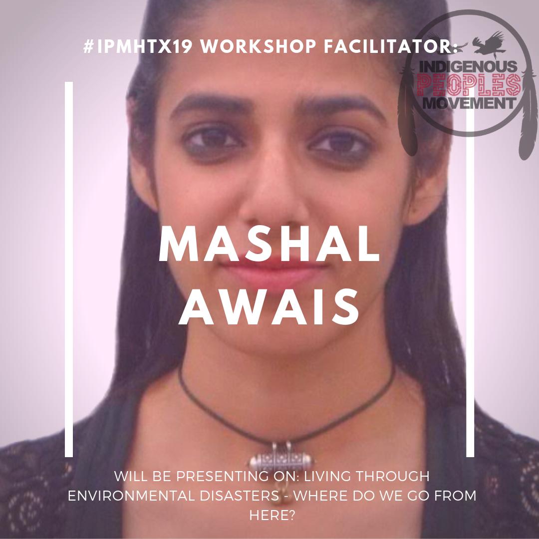 Mashal Awais  Pakistani (Punjabi)   linkedin.com/in/mashal-awais