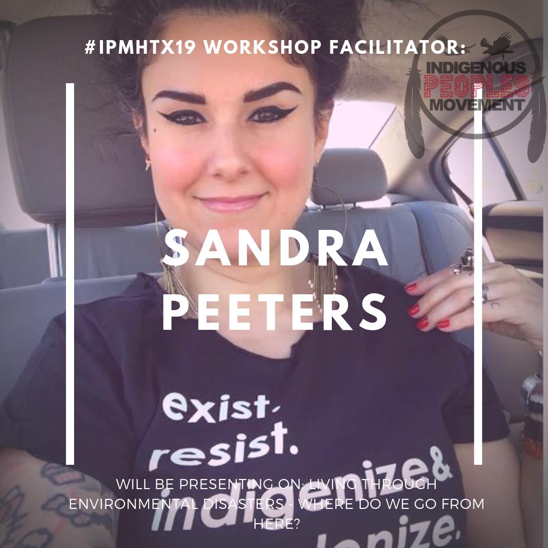 Sandra Cisneros Peeters  ITC