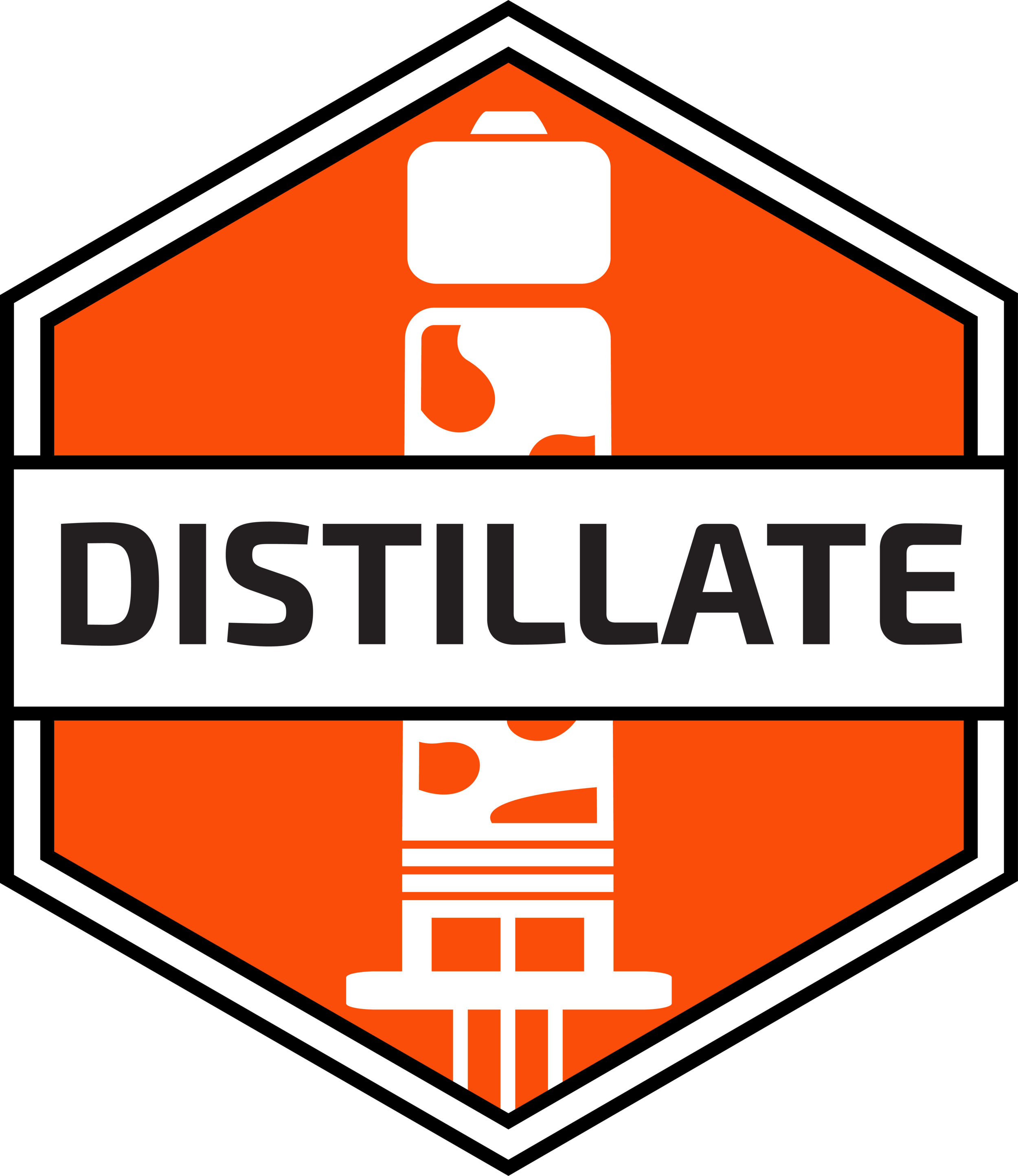 Distillate Badge.png