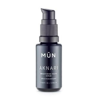 MUN: Aknari Brightening Youth Serum $38