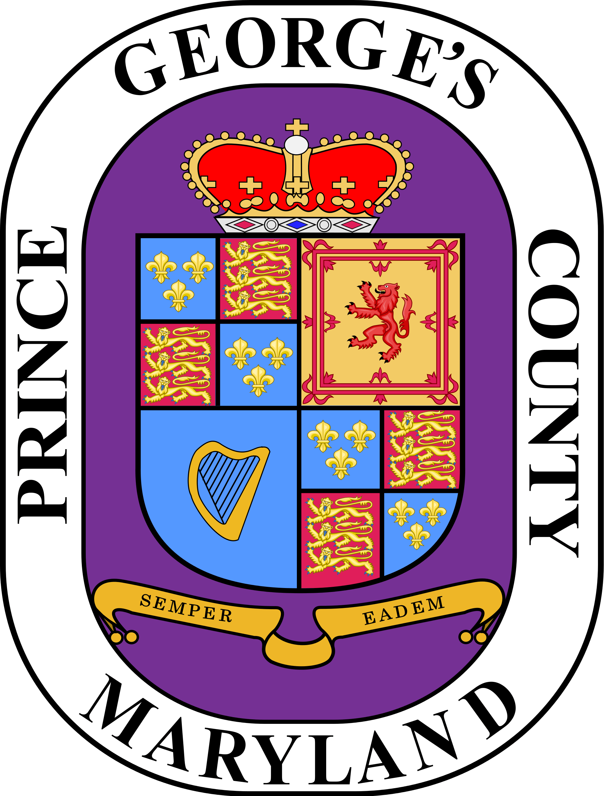 Prince George's County Seal.png